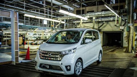 Mitsubishi podvádzalo pri meraní spotreby, problém má aj Nissan