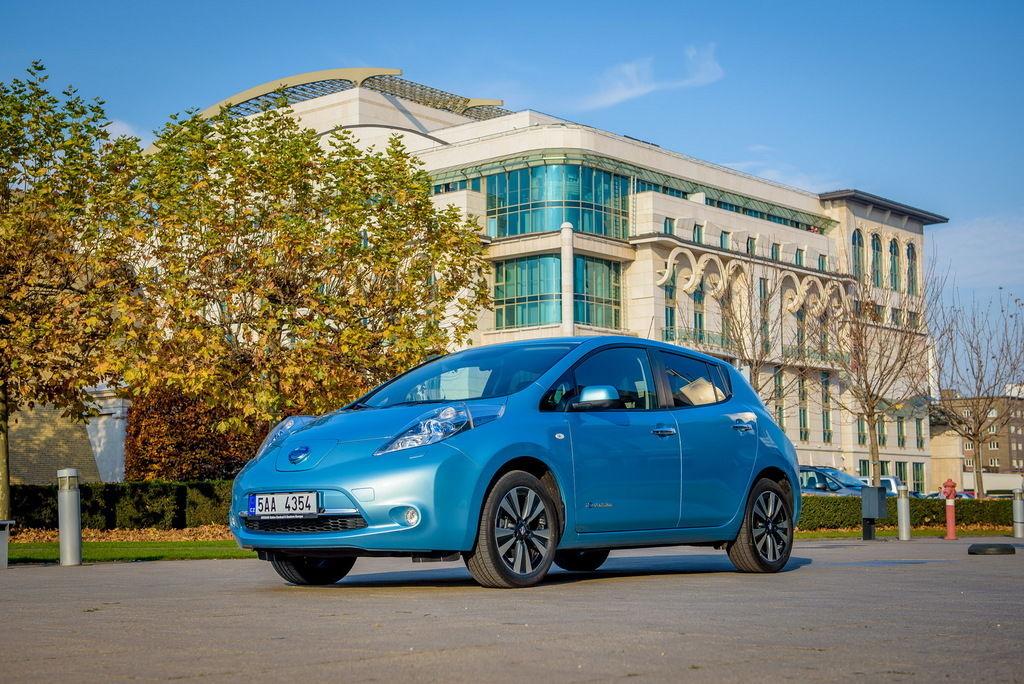Nissan Leaf 30 kWh: O štvrtinu väčšia kapacita batérie je viac ako sa zdá