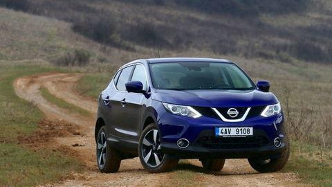 Nissan Qashqai 1,6 dCi: Jar mu prospieva