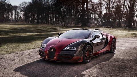 Posledný Bugatti Veyron