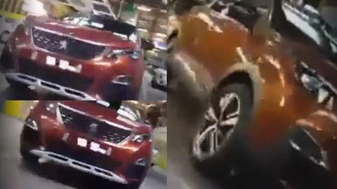 Blesková predpremiéra nového Peugeotu 3008 na videu