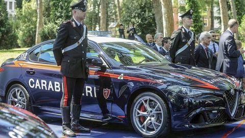 Alfa Romeo Giulia je čoraz bližšie