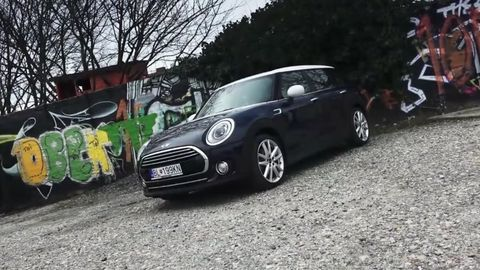 Test: Mini Cooper D Clubman
