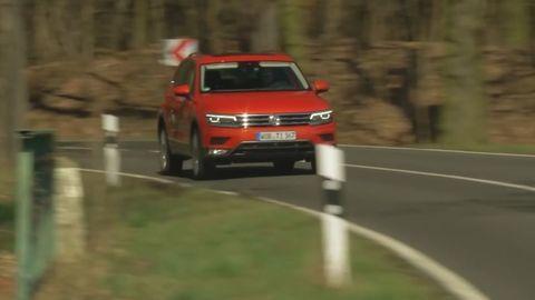Prvá jazda: Volkswagen Tiguan