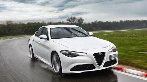 Motoring: Alfa Romeo Giulia 2.2 Multijet/Quadrifoglio a Mercedes GLE