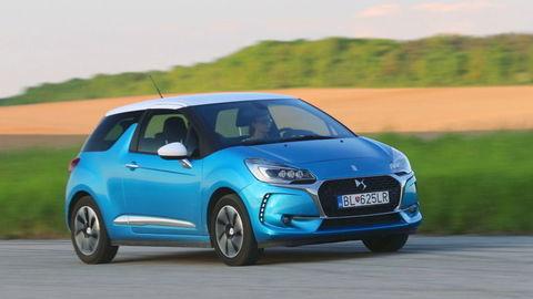DS3 1,6 BlueHDi: Jazdí za menej než tvrdí výrobca