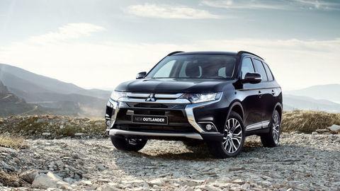 Mitsubishi dosiahol v SR rekordný výsledok