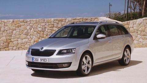 Test: Škoda Octavia 1.0 TSI