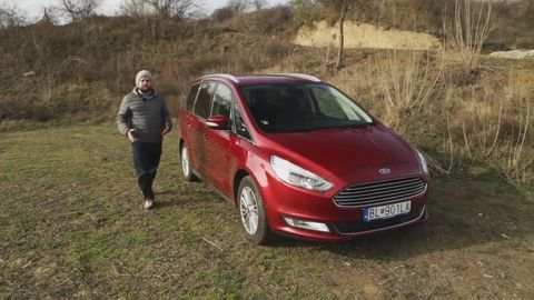 Test: Ford Galaxy