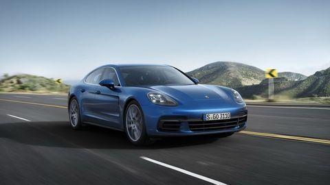 Nové Porsche Panamera oficiálne