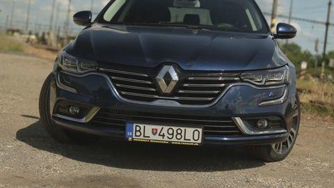 Test: Renault Talisman Grandtour 200 TCe