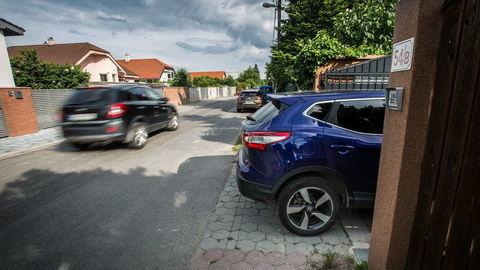 Nissan Qashqai: Ochranný štít má zmysel