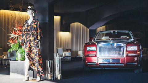 Rolls-Royce opäť zriadil letné štúdio na Sardínii