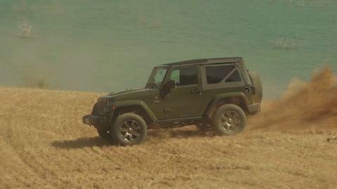 Jeep kemp 2016