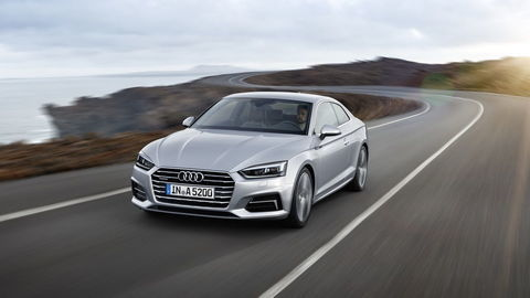 Audi A5: Dokonalé Gran Turismo
