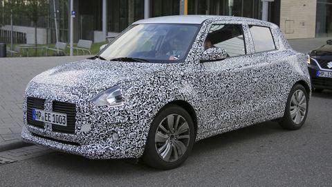 Nové Suzuki Swift odhalia v decembri