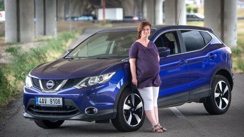 Nissan Qashqai 1,6 dCi: Môj parťák do mesta