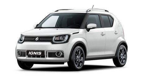 Suzuki ukázalo nový Ignis pre Európu. Predaj začne na budúci rok