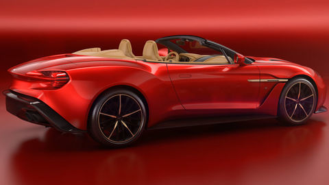 Aston Martin a Zagato postavili ďalšie auto snov