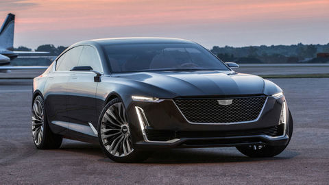 Cadillac Escala naznačuje nový dizajnérsky smer