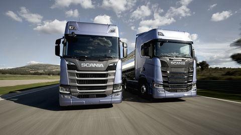 Scania predstavila novú generáciu truckov