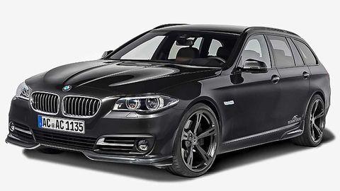 AC Schnitzer Slovensko vylepšuje BMW 5 radu