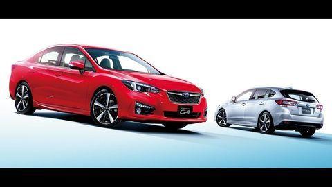 Subaru ponúka novú Imprezu aj s pohonom predných kolies