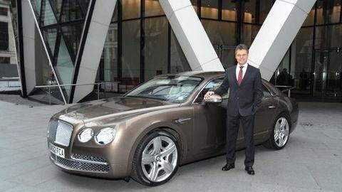 Exšéf Bentley chce vysúdiť od VW stovky miliónov
