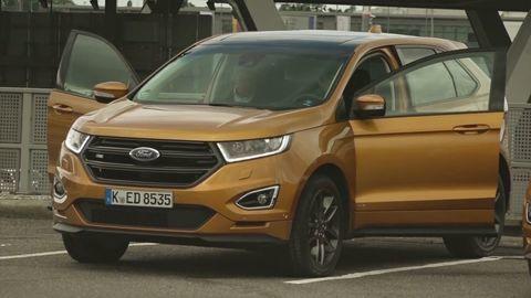 Test: Ford Edge