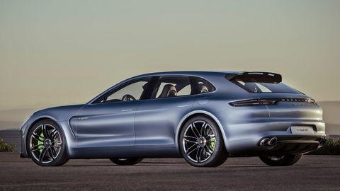 Prvé sériové kombi od Porsche príde na budúci rok