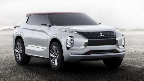 V koncepte pre Paríž je skrytá budúcnosť značky Mitsubishi