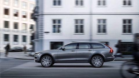 Volvo V90 Cross Country vraj ocení každý dobrodruh