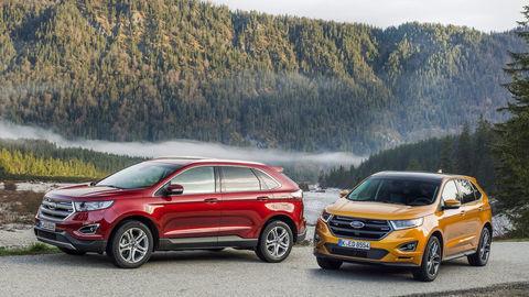 Ford Edge: Tisíc ako nič