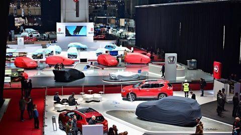 Na parížskom autosalóne nenájdete Ford, Mazdu ani Volvo