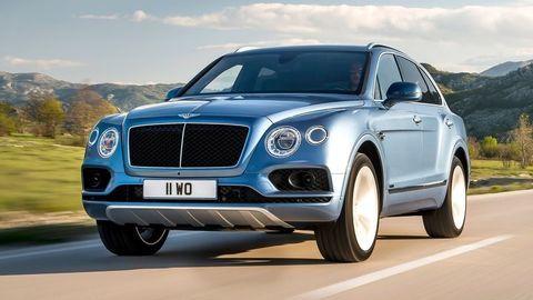 Naftové Bentley Bentayga je realitou, stojí 157 500 eur