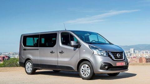Nissan predstavil stredne veľké dodávkové auto NV300