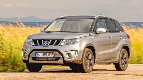Suzuki Vitara S 1.4 Boosterjet Allgrip: Aj benzínový môže byť úsporný