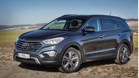 Hyundai Grand Santa Fe: Príbeh Santa Fe pokračuje