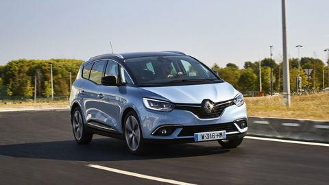 Renault Scénic/Grand Scénic: Experiment s 20-palcovými kolesami sa celkom podaril