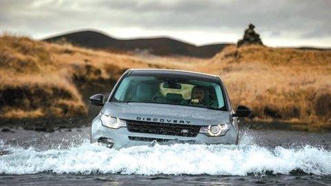 Land Rover Discovery Sport: Rodinný teréniak