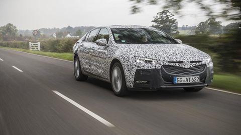 Nový Opel Insignia predstavia na jar