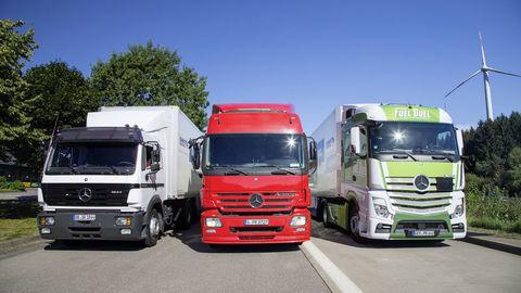 Spotrebu truckov znížili o 22 %