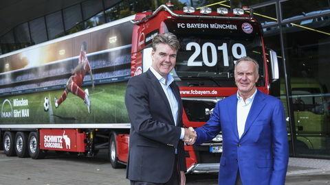 Predĺžili kontrakt s FC Bayern
