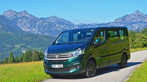 Fiat Talento Combi:Efektívny mikrobus