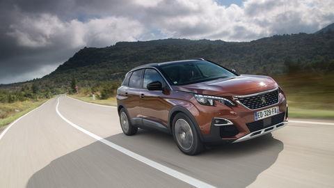 Peugeot 3008: Jazdí veľmi slušne
