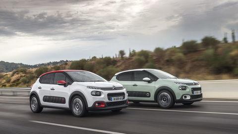 Citroën C3: Pestrý a pohodlný