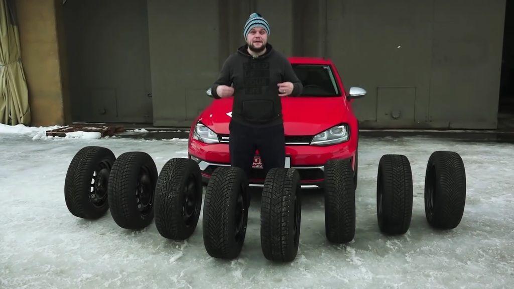 Content pneu