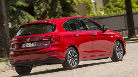 Päťdverový Fiat Tipo zlacnel, ceny sa začínajú od 12 390 eur
