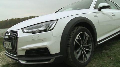 Test: Audi A4 Allroad 2.0 TDI