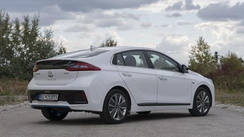 Test: Hyundai IONIQ